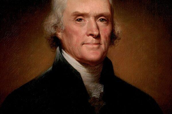 Thomas Jefferson Portrait
