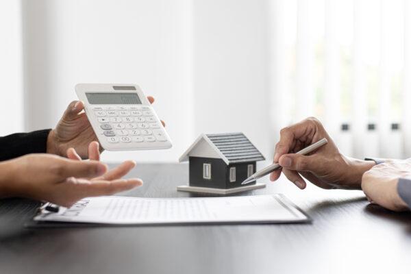 Real Estate transaction signed