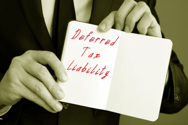 Deferred Tax Liability Concept